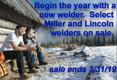 Miller & Lincoln Holiday Sale